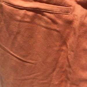 JH collectables Pants - Light coral 55%linen and 45% rayon. Light weight